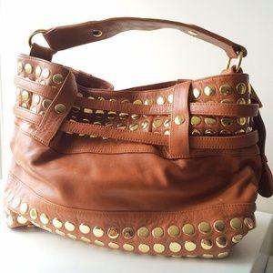Rebecca Minkoff Bags - Rebecca Minkoff Stud Devote Belted Tote Bag