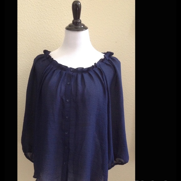 41 Off H Amp M Tops H Amp M Blouse From Kate S Closet On Poshmark