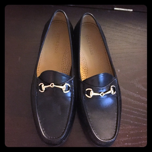 e06b4587e35 Cole haan shoes price drop new cole haan black ascot bit loafers jpg  580x580 Cole haan