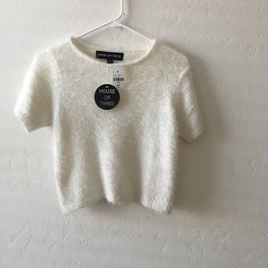 LF Tops - Bnwt fuzzy too from LF