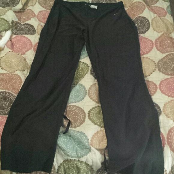 Ocurrencia papelería Dedicar  Nike Pants & Jumpsuits | Drifit Dance Studio Pants New | Poshmark