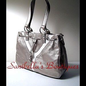 Handbags - New Faux Leather Handbag - Closeout Sale