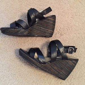 Style & Co Shoes - Style & Co. Rafia Wedges