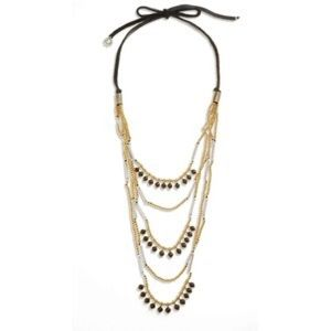 Lucky Brand Jewelry - SOLD ON EBAY* Lucky Brand Gold Cleobella Necklace