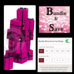 Gucci Accessories - Bundle & Save!