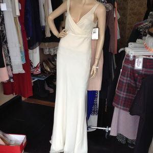 Nicole Miller  silk gown size 8