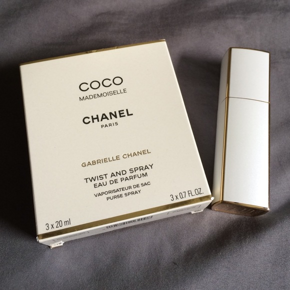21019f46253f CHANEL Accessories - Chanel Coco Mademoiselle Twist and Spray Perfume