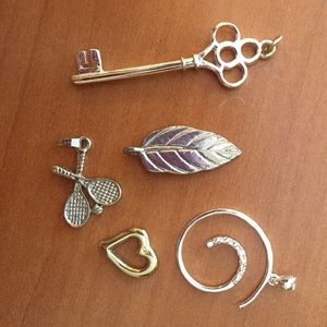 Jewelry - Charms for a necklace!