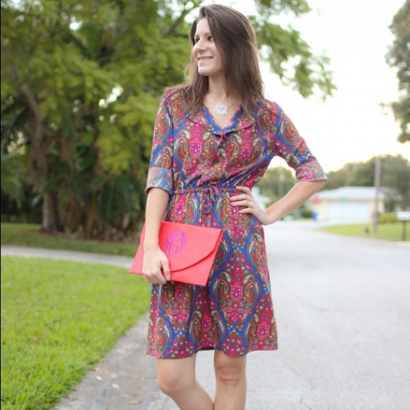 Merona Dresses - Paisley tunic dress