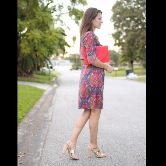 Merona Dresses - Paisley tunic dress