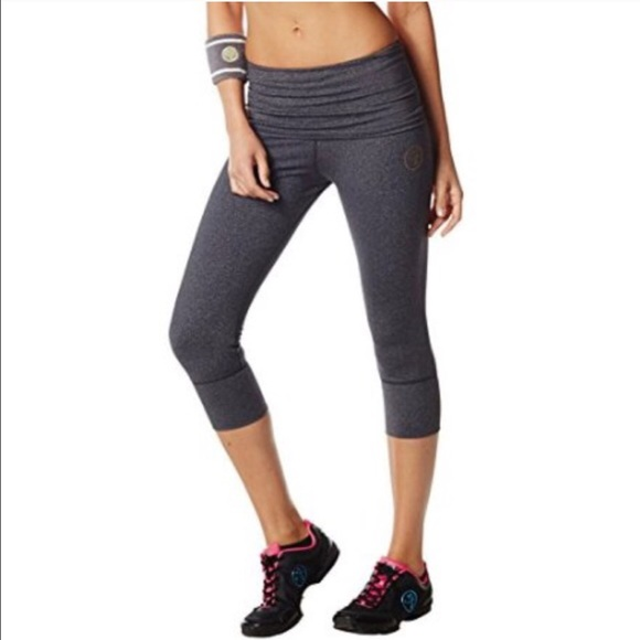 Zumba Fitness Leggings: Zumba Wear So Bootyful Capri