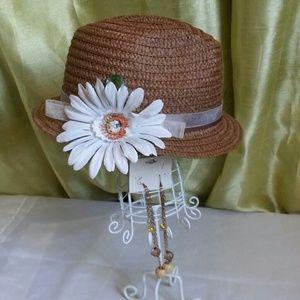 Accessories - Fun summer time fedora hat