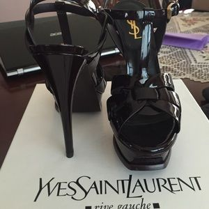 Yves Saint Laurent Shoes - YvesSaintLaurent tributes in size 38 brand new