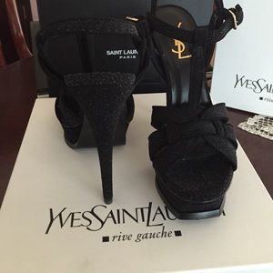 Yves Saint Laurent Shoes - YvesSaintLaurent tributes size 38 brand new