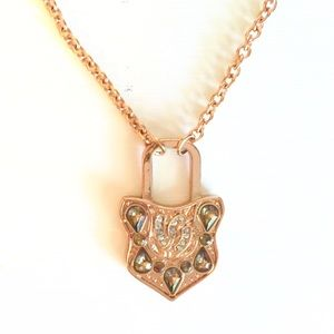 Jewelmint Rose Gold Necklace