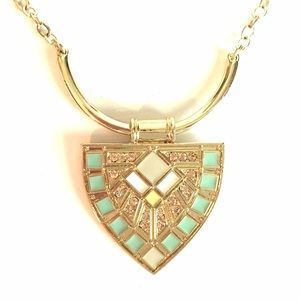 Jewelry - Gold Jewelmint necklace