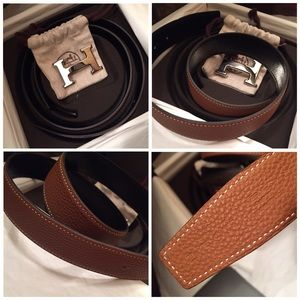 hermes buckle only