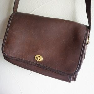 Coach Handbags - Authentic Brown Coach Bag