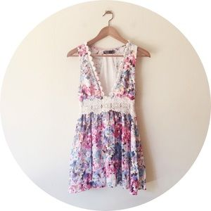 LF Dresses & Skirts - 🎈Moving Sale🎈 LF Paper Heart Lilac Dress