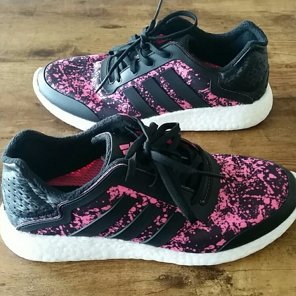 Brand new Adidas Boost running shoes never worn!