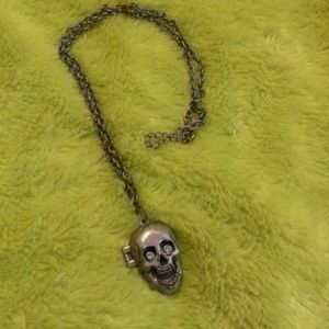 Jack Sparrow necklace, used for sale