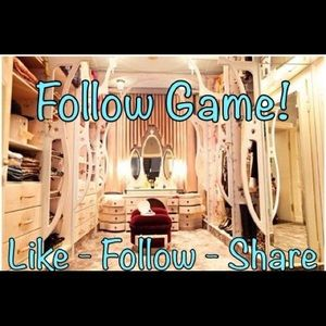 FOLLOW GAME, please check back in!Let's Grow!!