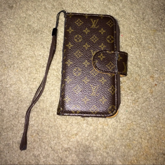 bc15bae388ad Louis Vuitton inspired phone case