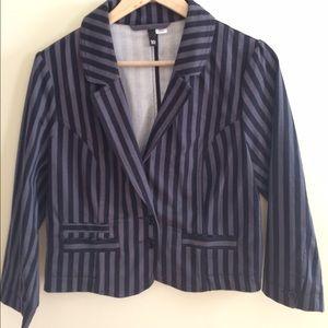 H&M 3/4 sleeve Spring/Fall Jacket