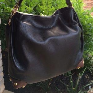 Michael Kors Joplin Large Leather Bag