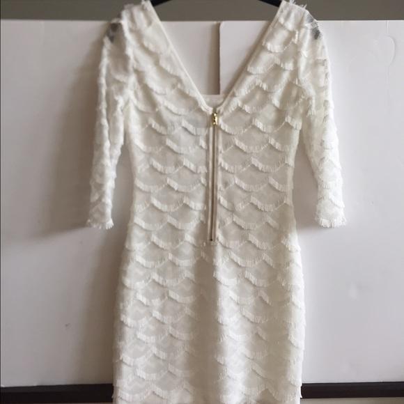 Guess Dresses - Scalloped Guess Dress