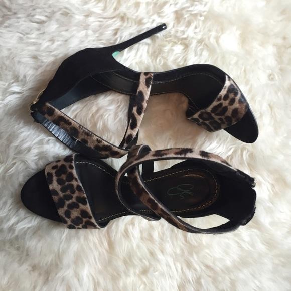CJG  Shoes - CJG leopard heels