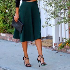 CJG leopard heels