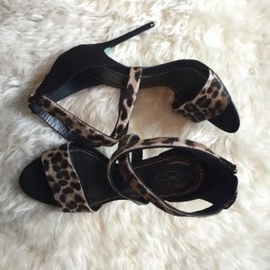 CJG  Shoes - CJG leopard heels
