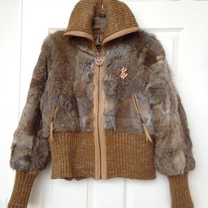 Rocawear Jackets & Blazers - 💛 ROCAWEAR Fur Coat