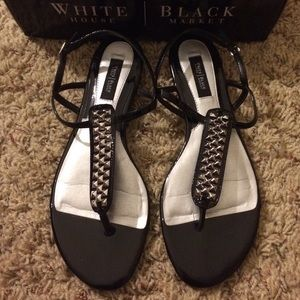 "White House Black Market ""Kimber"" Sandals"