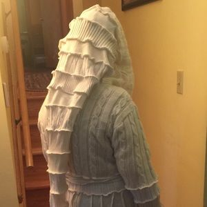 Jackets & Blazers - Handmade Fairy Sweater Coat