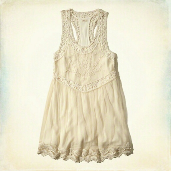 Hollister Dresses - 2015 Summer Hollister Lace Dress