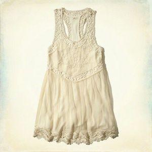 Hollister Dresses - 2015 Summer Hollister Lace Dress