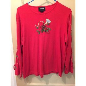 Adorable Christmas sweater!! 💕