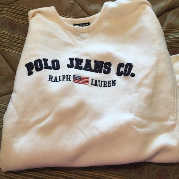 Jeans Men's Sweatshirt CoRalph Polo Lauren srthQd