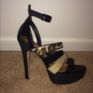 L.A.M.B. heels - perfect for a night out!