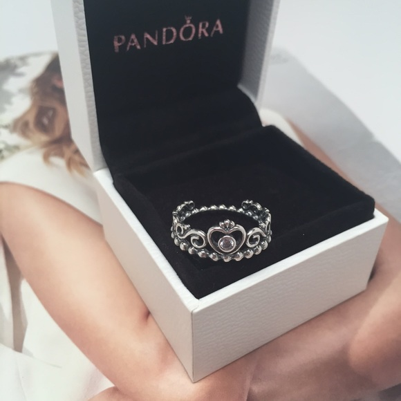 d6fe5dae8630 ... cheap pandora my princess crown ring size 6 af7ce 45291