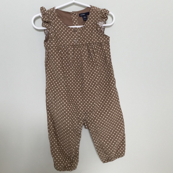 70fece92e Baby gap Pants | Sold On Totspot Polka Dot Romper | Poshmark