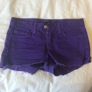 JBRAND CUT OFF SHORTS