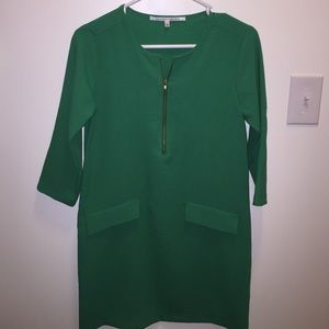Collective Concepts Green Dress