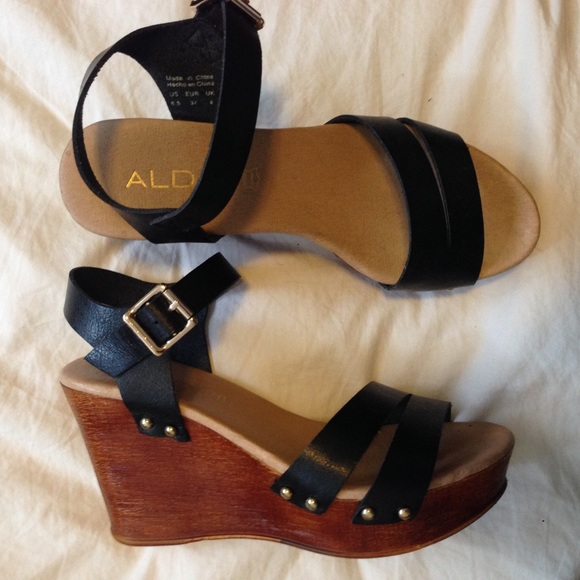 8047b90ff4b ALDO Shoes - Aldo black