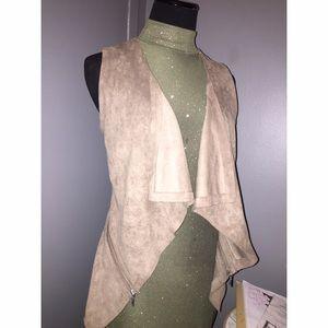 Jackets & Blazers - Waterfall Vest
