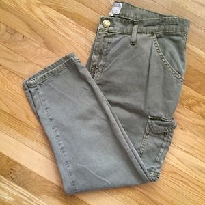 Current/Elliot Skinny Boy Cargo