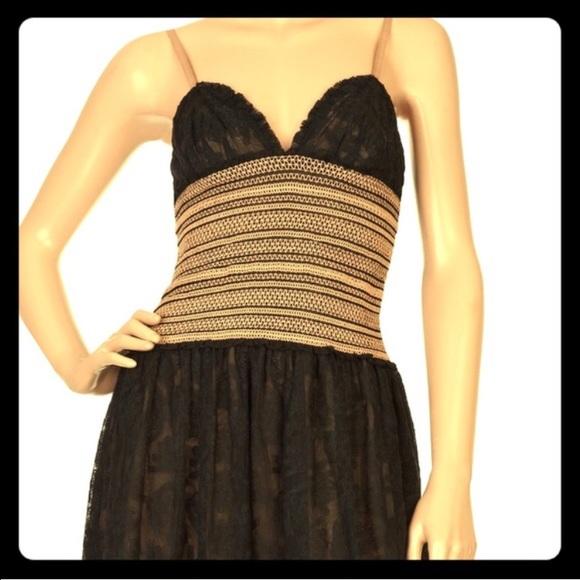 9a3ffa7849c Catherine Malandrino Embroidered Dress Size 6. NWT