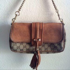 004f499f75b86d Gucci Bags | 100 Authentic Black Leather Shoulderbag 90s | Poshmark
